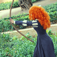 Merida of DunBroch Thumbnail
