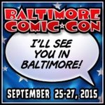 Baltimore Comic-Con 2016