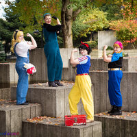 Rosie the Riveter Princesses Thumbnail