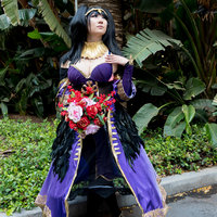 Wedding Tharja - Anime Expo 2018 Thumbnail