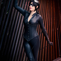 Revamped Catwoman Thumbnail