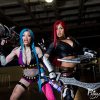 Jinx and Katarina - Anime Expo 2018 Thumbnail