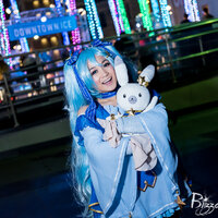 Snow Miku - Xmas in the Park 2018 Thumbnail