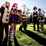 NorCal Winter Cosplay Gathering 2014