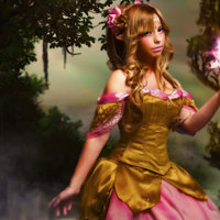 Golden fairy (Original Design) Thumbnail