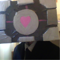 weighted companion cube Thumbnail