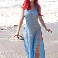 Ariel (sparkle dress) Thumbnail