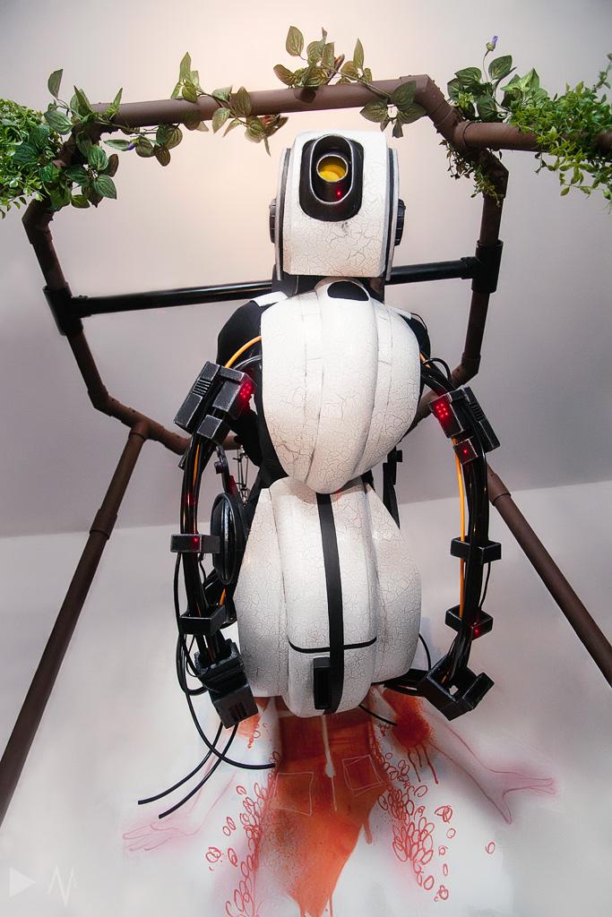 Portal 2 своими руками 567