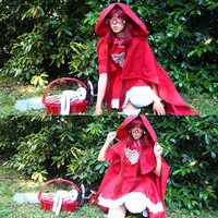 Little Red Riding Hood - Grell Cosplay Thumbnail