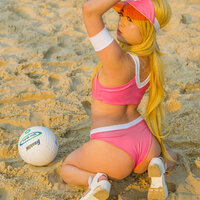Volleyball Panty Anarchy Thumbnail