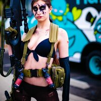 Quiet- MGSV @ Anime Los Angeles Thumbnail
