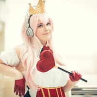 Queen of Hearts Super Sonico Thumbnail
