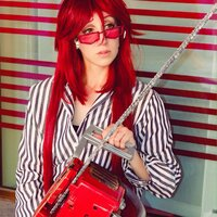 Office Outfit - Grell Cosplay Thumbnail