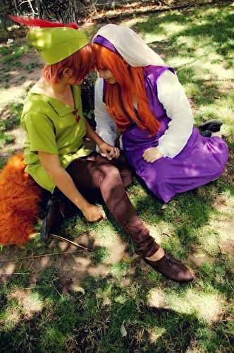 Chibiexorcistliz Maid Marian Disney Robin Hood & Maid Marian - Cospix
