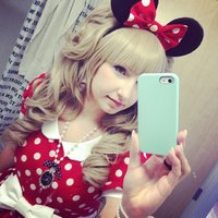 Minnie Mouse Lolita Outfit