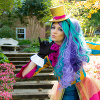 Madeline Hatter Cosplay