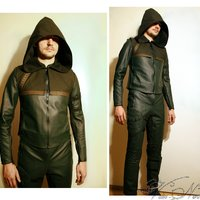 Arrow Leather Outfit