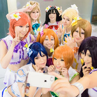 LoveLive! First Fan Book Thumbnail