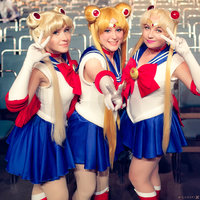 Sailor Moon @ Anime Expo Thumbnail