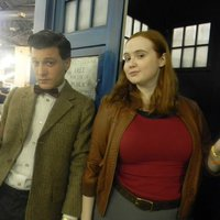 Amy Pond Victory of the Daleks