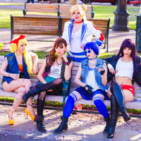 Sailor Moon Punks Thumbnail