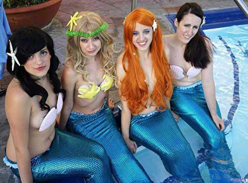 Cassierole Peter Pan mermaids  sc 1 st  Cospix & Disneyu0027s Peter Pan - Cospix