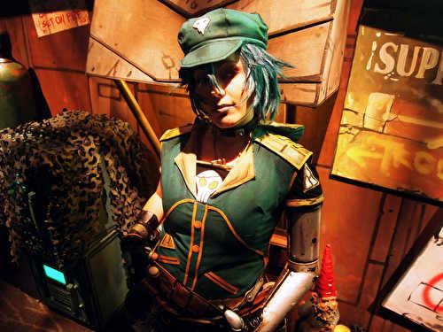 Gaige the Mechromancer - Tasukigirl Cosplay - Cospix