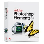 Adobe Photoshop Elements 5.0 (20060914.r.77)  Windows
