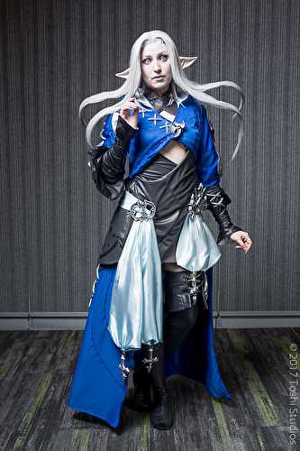 Lady Iceheart - Red Fae Cosplay - Cospix