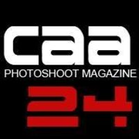 CAA Photoshoot Magazine