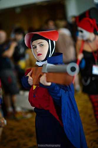 eboshi princess mononoke cosplay