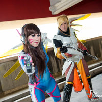 Overwatch - KrakenCon Fall 2016 by BlizzardTerrak Photography